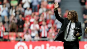 Carles Puyol One Club Player Award