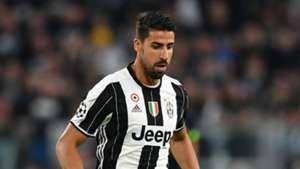 Sami Khedira Juventus 2016-17