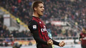 Mario Pasalic Milan Crotone Serie A