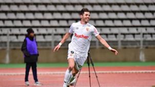 Cristian Lopez Ligue 2 Lens