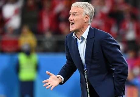 Deschamps über DFB-Team: