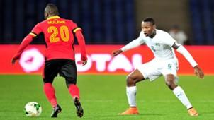 CHAN 2018: Uganda v Cote D'Ivoire