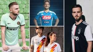 GFX Serie A 2019/20 Kit Jersey