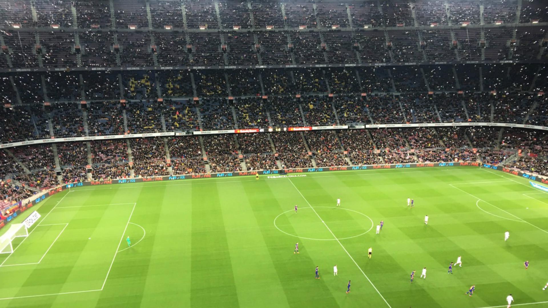 Camp Nou Barcelona Murcia Copa del Rey
