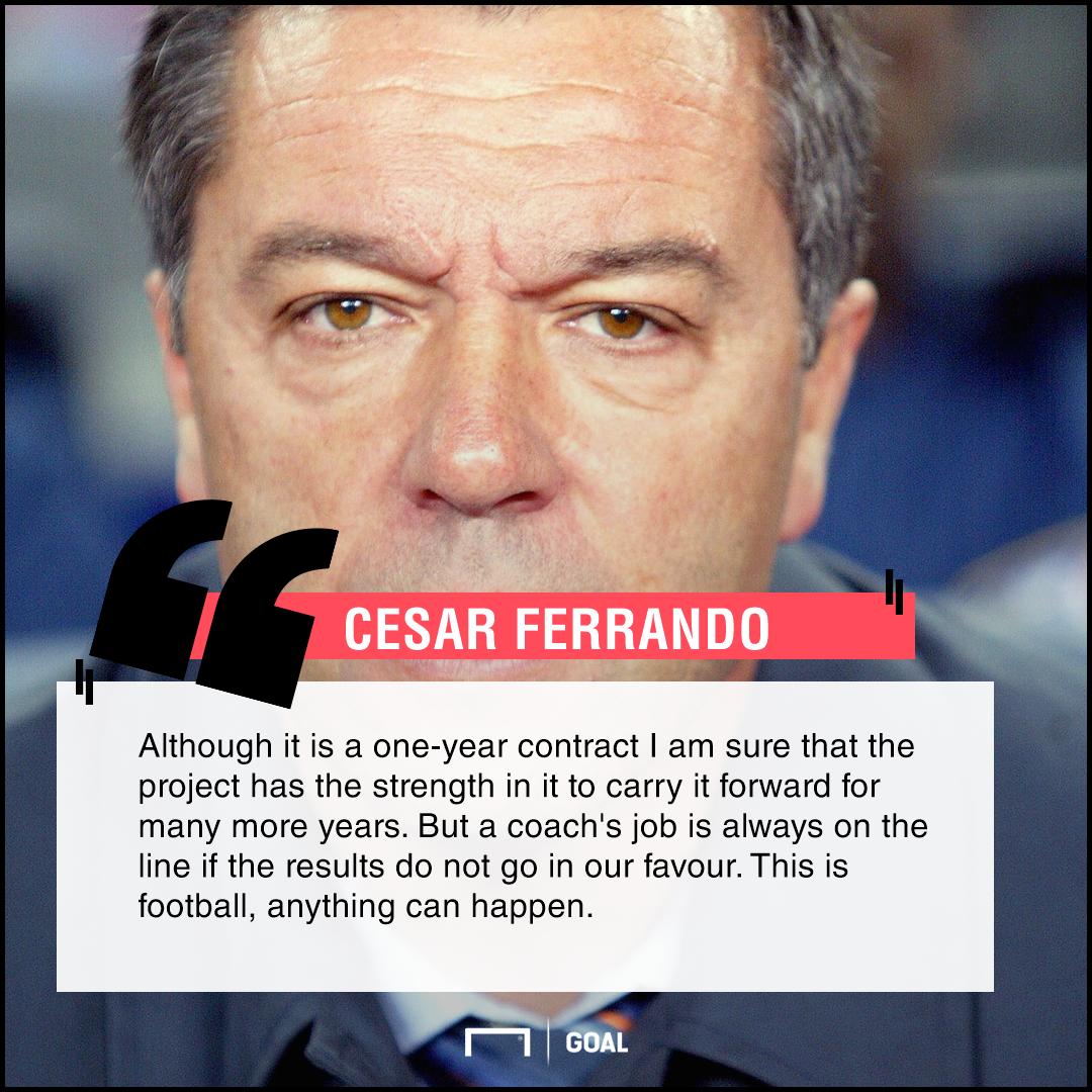 Cesar Ferrando