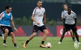 Leonardo Bonucci Zapata Bonaventura AC Milan