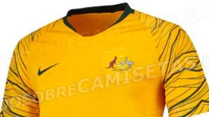7402c5dd0 World Cup  Socceroos 2018 kit potentially leaked