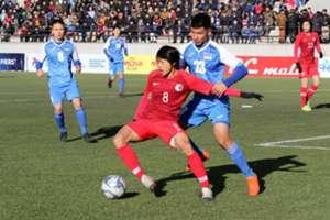 U23 asian championship , Hong Kong 1:0 won over Mongolia.