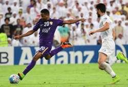 Al Ain vs Esteghlal; Caio