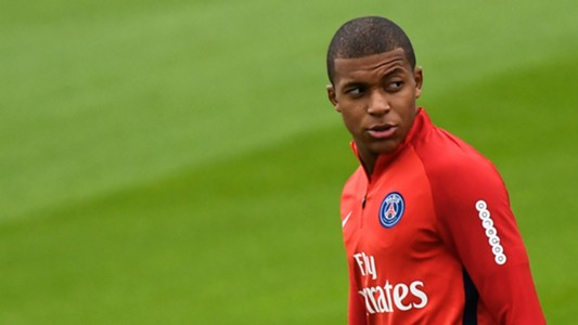Kylian Mbappe Paris Saint-Germain