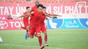 Hải Phòng CLB TPHCM Vòng 21 V.League 2017