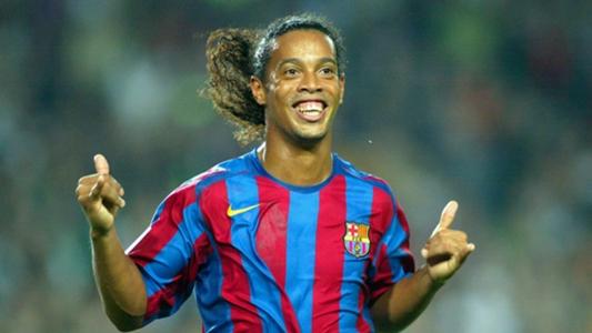 Isi Rekening Ronaldinho Disebut Tinggal Rp 100 Ribu