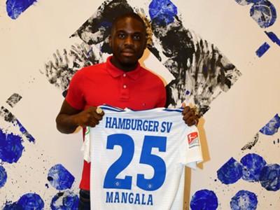 Orel Mangala HSV