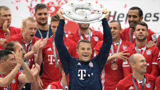 Manuel Neuer Bayern Munich