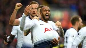 Lucas Moura Liverpool vs Tottenham Premier League 2018-19