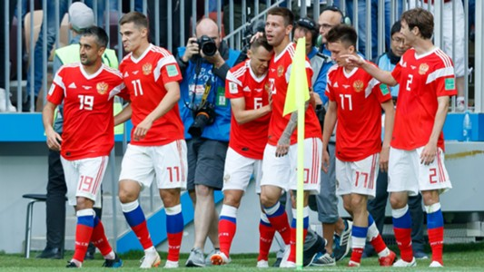 Russia 3-0 Saudi Arabia World Cup 2018