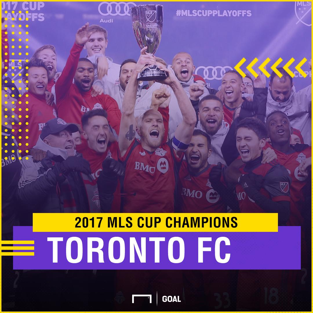 Toronto FC MLS Cup champion gfx