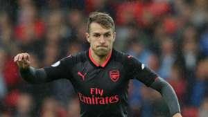 Aaron Ramsey Arsenal