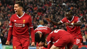 Roberto Firmino Manchester City Liverpool Champions League 04 04 2018