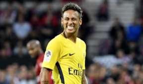 Neymar PSG Guingamp Ligue1 13082017