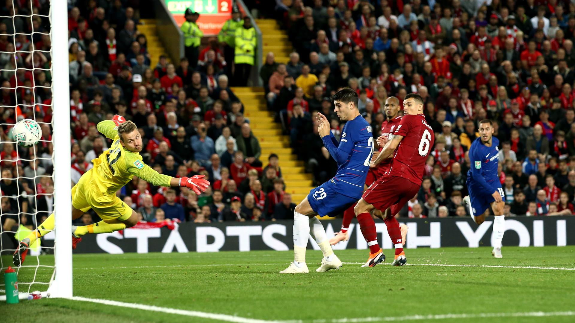 Liverpool Chelsea Carabao Cup