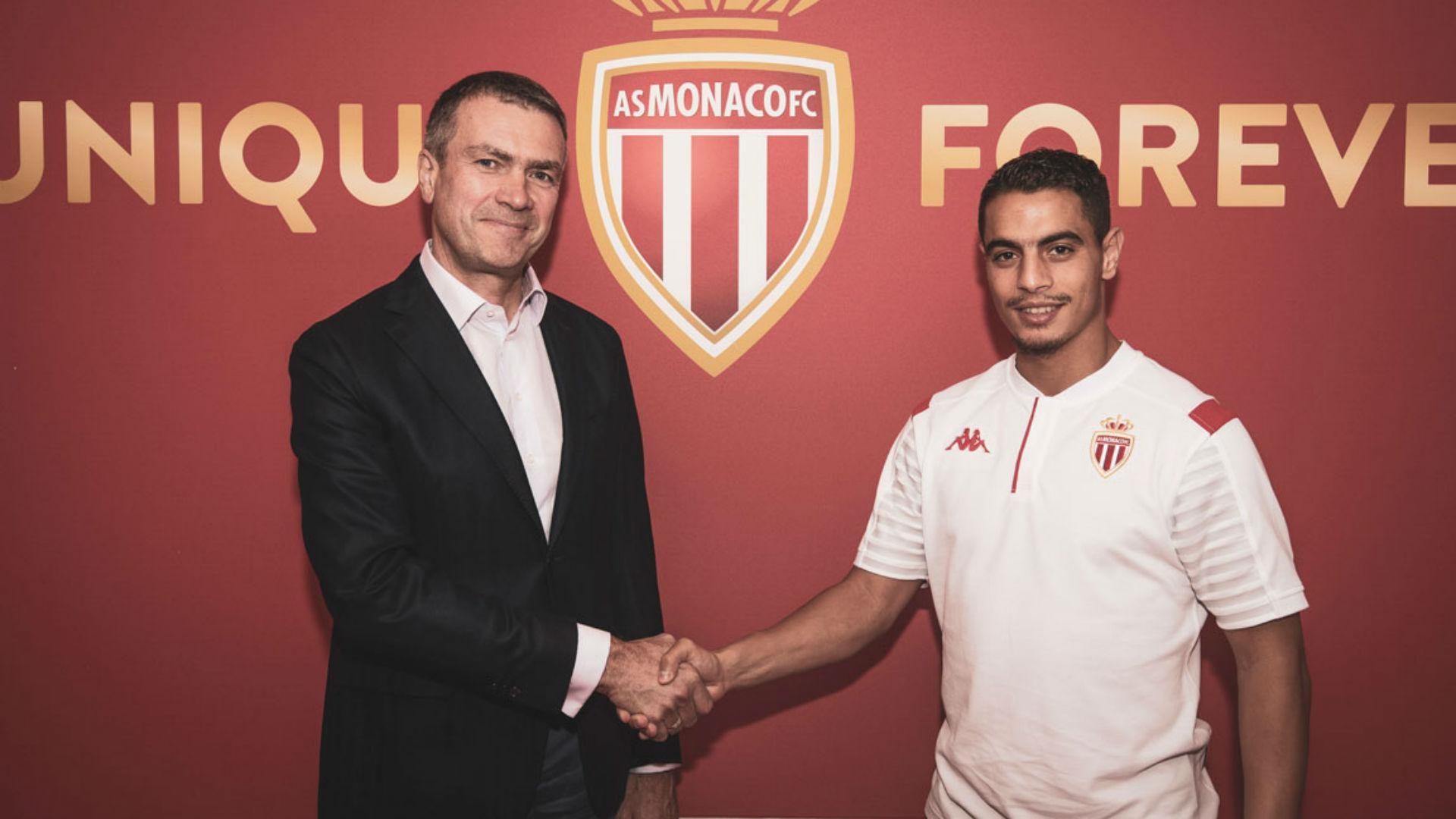 Rony Lopes file à Séville — Monaco