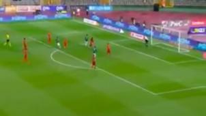 Hirving Lozano vs Bélgica