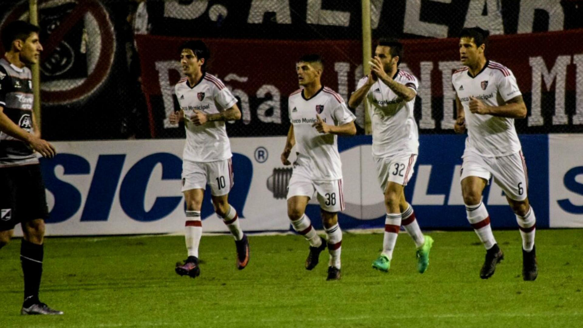 Mauro Formica Sebastian Dominguez Ignacio Scocco Newells Central Norte Copa Argentina 12062017