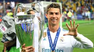 Cristiano Ronaldo Real Madrid Champons League
