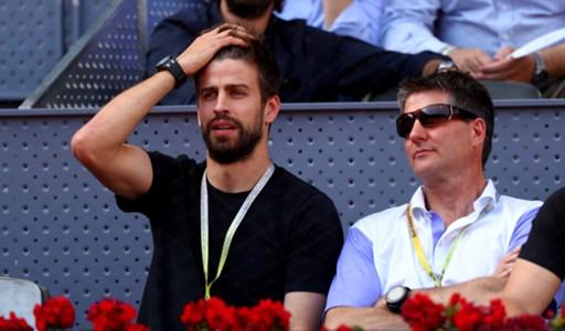 Gerard Pique Madrid Open tenis