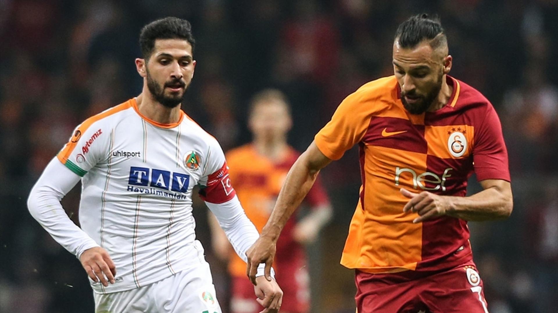 Emre Akbaba Yasin Oztekin Galatasaray Alanyaspor 25112017