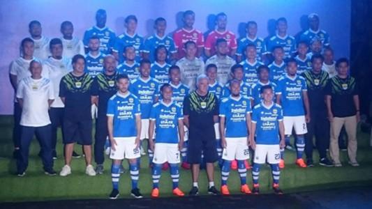 Persib Bandung Skuat 2018