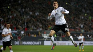 Leon Goretzka Germany Deutschland vs Aserbaidschan Azerbaijan 08102017