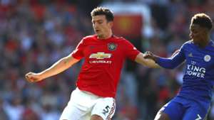 'We will get better' - Maguire believes centre-back partnership with Lindelof will improve