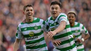 Ryan Christie Kieran Tierney Celtic 2018-19