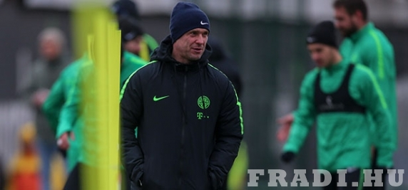 szergerj rebrov Ferencváros fradi