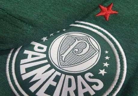 Vazou a nova camisa do Palmeiras