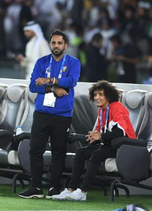 Amoory at the UAE opener