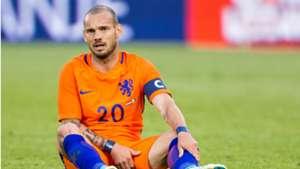Wesley Sneijder, Netherlands - Ivory Coast, 06042017