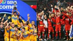 MLS y Liga MX Campeones