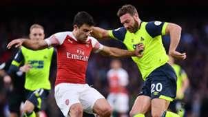 Sokratis Arsenal Huddersfield 081218