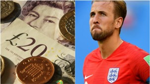 GFX Harry Kane Cedula libra esterlina