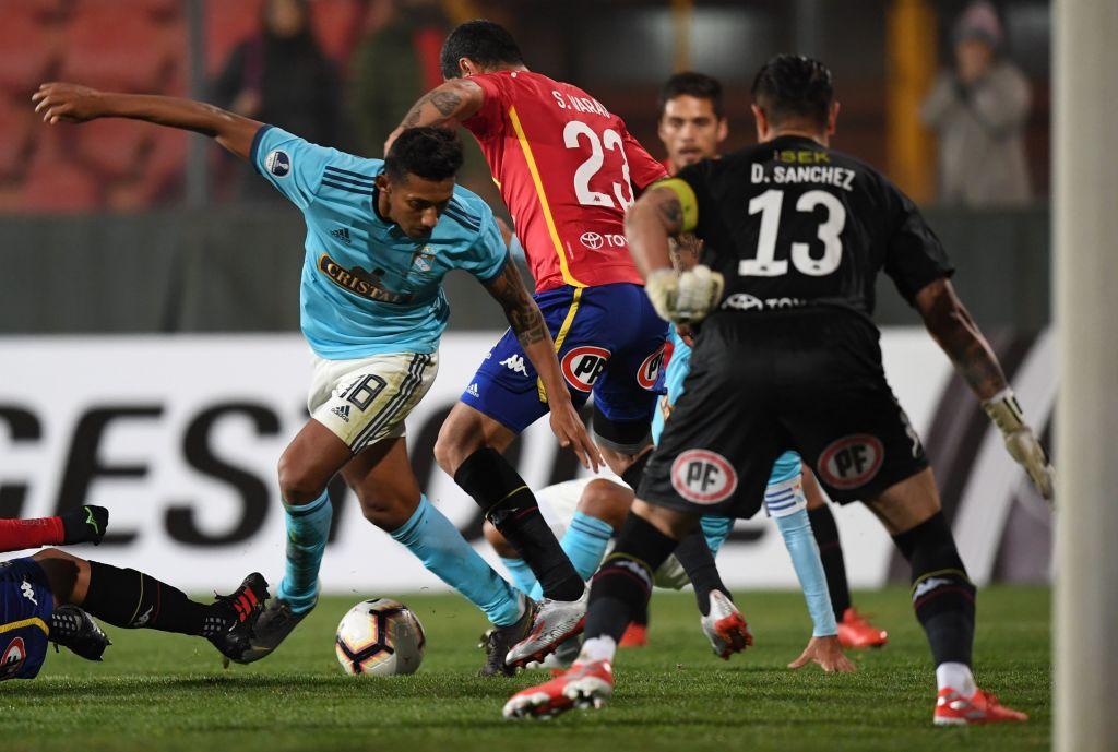 Unión Española vs. Sporting Cristal