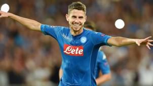Jorginho Napoli Serie A