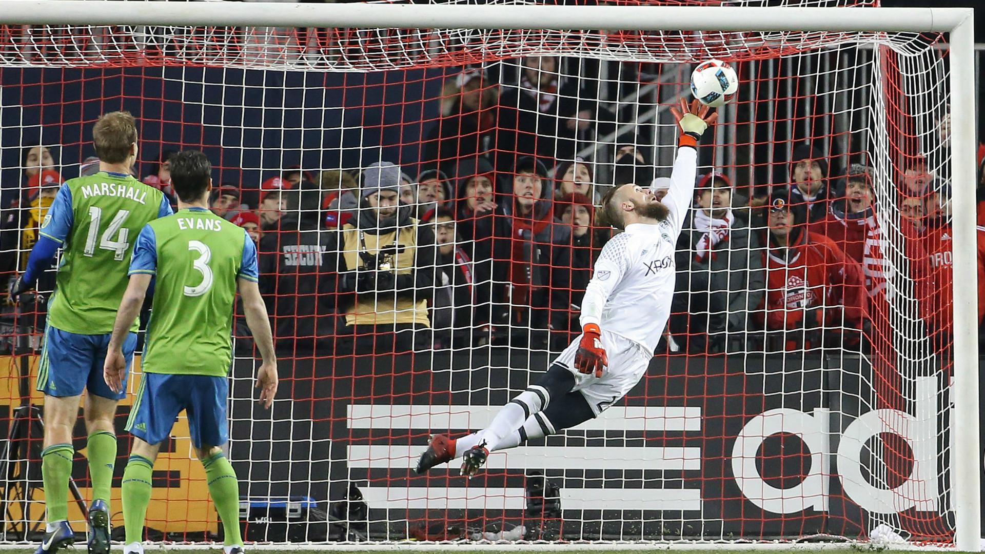 Stefan Frei Seattle Sounders