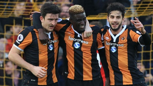 Alfred N'Diaye Premier League Hull City v Liverpool 040217