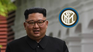Kim Jong Un Inter Mailand
