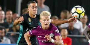 Oleksandr Zinchenko Manchester City