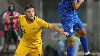 Brandon Borrello Socceroos Australia 2019-20