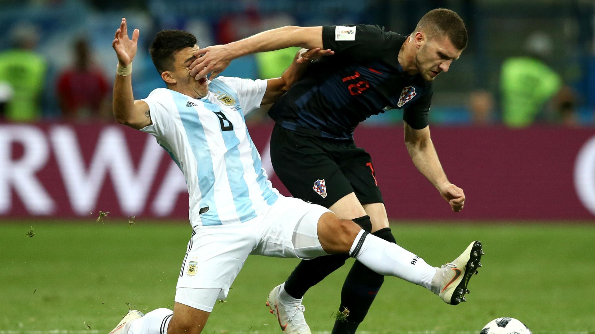 resume argentine croatie